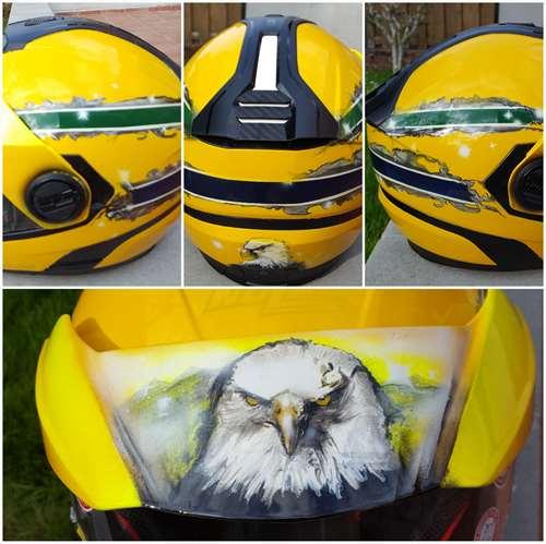 Senna Eagle